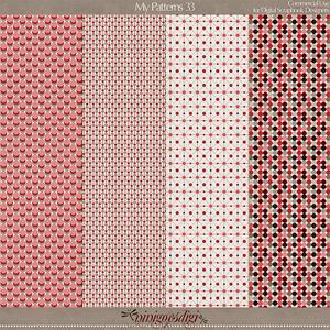 My CU Patterns 33