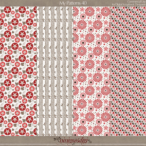 My CU Patterns 40