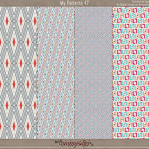 My CU Patterns 47