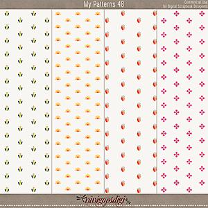 My CU Patterns 48