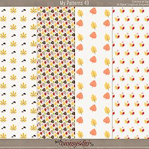 My CU Patterns 49