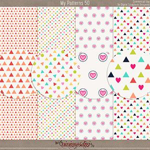 My CU Patterns  50