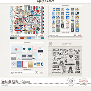 Seaside Calls | Collaboration Bundle