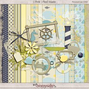 Petit Pied Marin | Kit