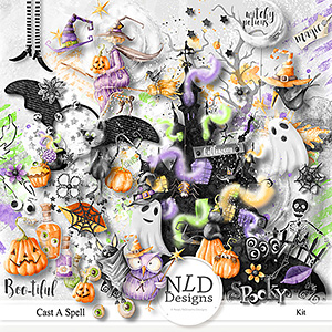 Cast A Spell Kit & Free With Purchase Gift