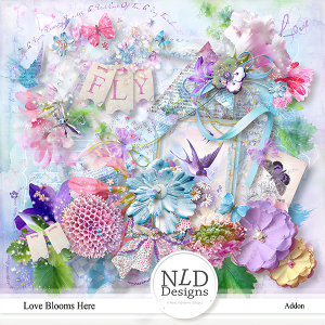 Love Blooms Here Addon & Free Gift