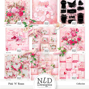 Pink'N'Roses Collection