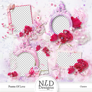 Poems Of Love Clusters