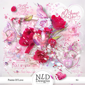 Poems Of Love Kit