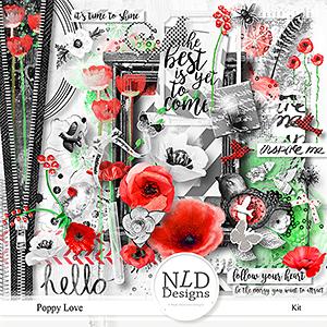 Poppy Love Kit