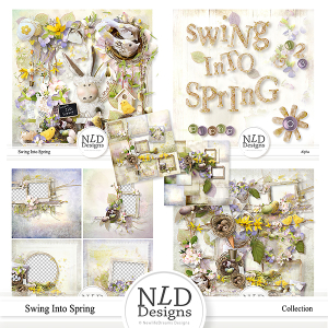 Swing Into Spring Collection