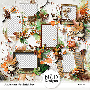 An Autumn WonderFall Day Clusters
