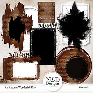 An Autumn WonderFall Day Photomasks