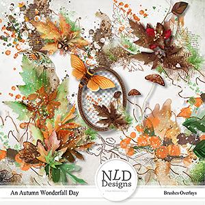 An Autumn WonderFall Day Overlays
