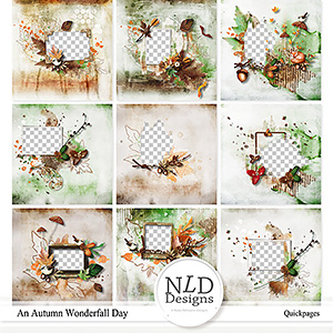 An Autumn WonderFall Day Quickpages