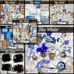 Blue Winter COLLECTION