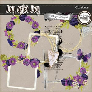 Day After Day { Clusters PU } by Florju Designs