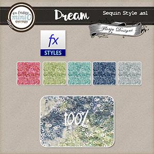 Dream { Style PU } Florju Designs