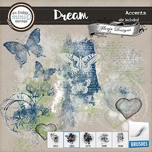 dream { Accents PU } Florju Designs