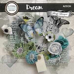 Dream { Addon PU } Florju Designs