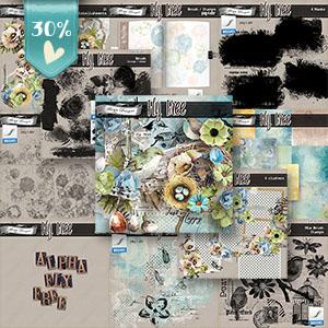 Fly Free { Bundle PU } by Florju Designs
