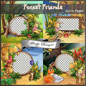 Forest Friends Album