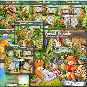 Forest Friends COLLECTION
