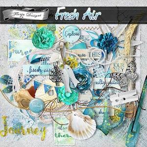 Fresh Air { Kit PU } by Florju Designs