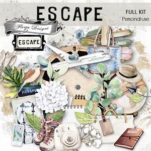 Escape Full Kit PU by Florju Designs