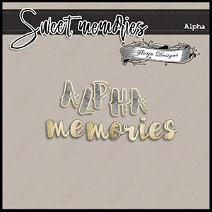 Sweet memories { Alpha PU } by Florju Designs
