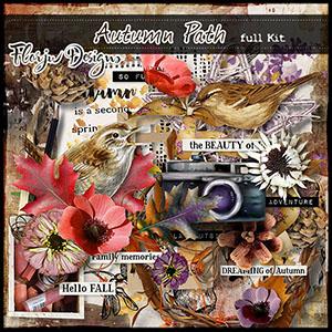 Autumn Path Full Kit