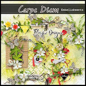 Carpe Diem Embellishments