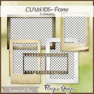 Cu Vol 105 Paper Frame