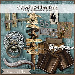 Cu Vol 112 Mix Pack