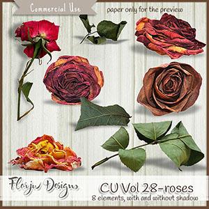 Cu Vol 28 Roses