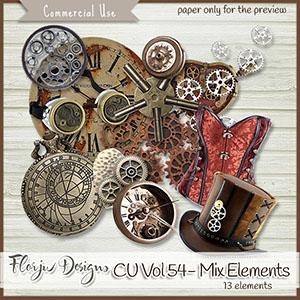 Cu Vol 54 Mix Elements