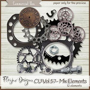 Cu Vol 57 Mix elements