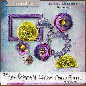 Cu Vol 63 Mix Purple elements