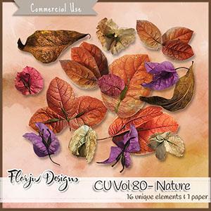 Cu Vol 80 Autumn Mix Elements