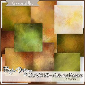 Cu Vol 85 Autumn Papers