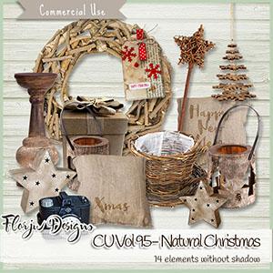 Cu Vol 95 Natural Christmas