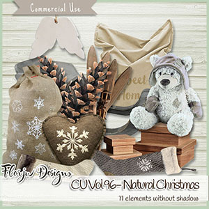 Cu Vol 96 Natural Christmas