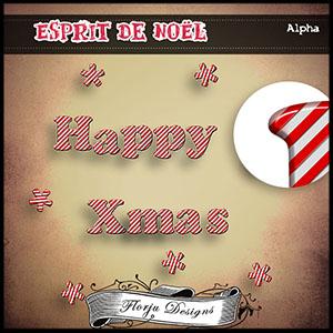 Esprit de Noël Alpha