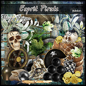 Esprit Pirate Addon