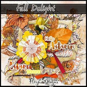 Fall delight Full Kit
