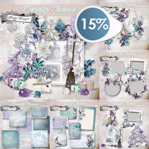 Beauty Season [Bundle PU ] by Florju Designs