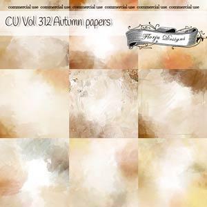 Cu vol 312 Autumn Papers Florju Designs