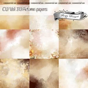 Cu vol 313 Autumn Papers Florju Designs