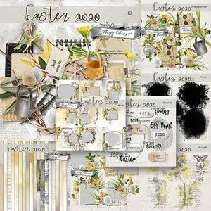 Easter 2020 [ Bundle PU ] by Florju Designs