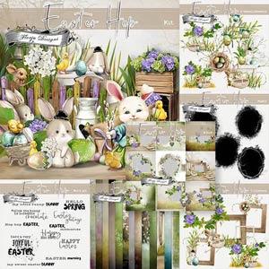 Easter Hop [ Bundle PU ] by Florju Designs